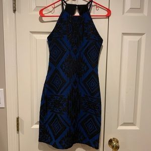 Parker Shift Dress with cut out back